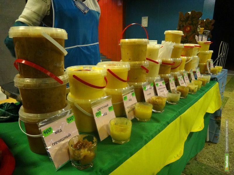 Тамбовские пчеловоды устроили зимний праздник меда
