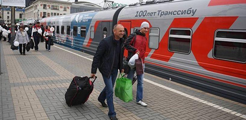 Счастье есть: РЖД обязали установить биотуалеты и кондиционеры в поездах