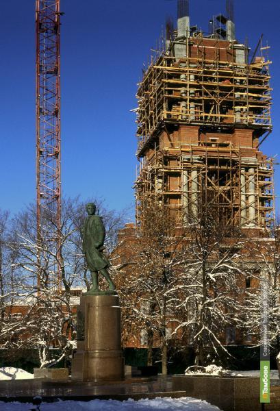 Архитектор Куликов обвинил власти Тамбова в чудовищном стремлении к грандиозности