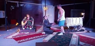 Мичуринские актёры разыграют спектакль на столичной сцене