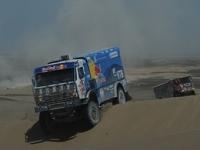 Пилот «КАМАЗ-Мастера» выиграл предпоследний этап «Дакара»