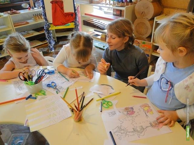 В детских садах Тамбовщины дополнительно откроют 3670 мест