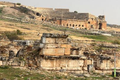 """В """"хлопковой крепости"""" обнаружена могила апостола Филиппа"""