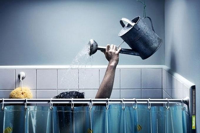 Тамбовчанам отключили горячую воду за долги