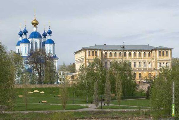 Звонницу Казанского монастыря в Тамбове украсят 14 колоколов