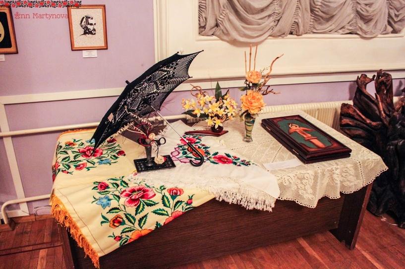 В областном центре открылась выставка «Тамбовское узорочье»