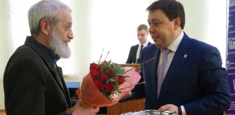 Профессора ТГУ Александра Авреха выбрали «Персоной года – 2016»