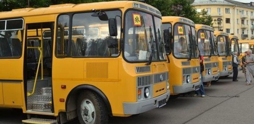 Тамбовская область получит 25 школьных автобусов