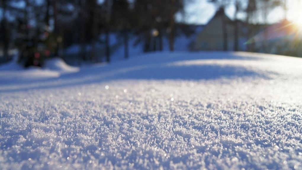 В выходные тамбовчан ждет снег
