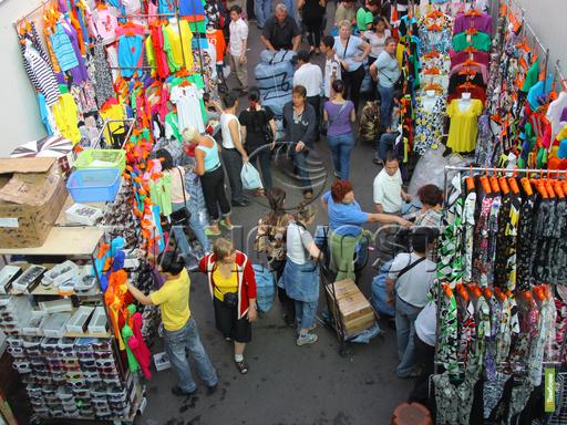 Торговцы из «Лужников» нашли себе новый «дом»