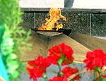 На Тамбовщине открыли военный мемориал