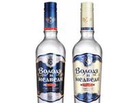 В марте в продаже появится водка «Володя и медведи»