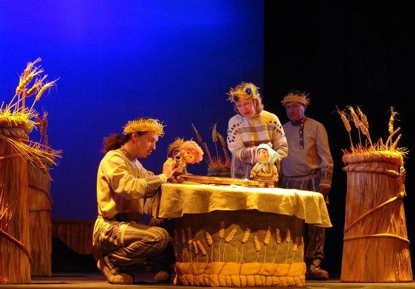 Тамбовские кукольники покажут спектакль для переселенцев из Украины