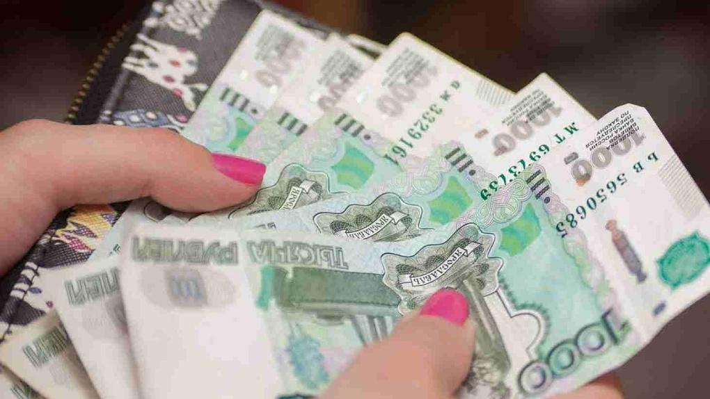 За первое полугодие 2019-го средняя зарплата на Тамбовщине возросла до 23,9 тысячи рублей