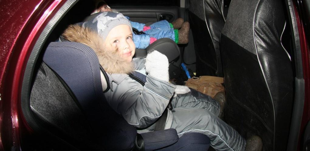 Автоинспекторы снова проследят за соблюдением правил перевозки детей
