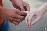 В Тамбове в горсаду поженились порядка 20 пар