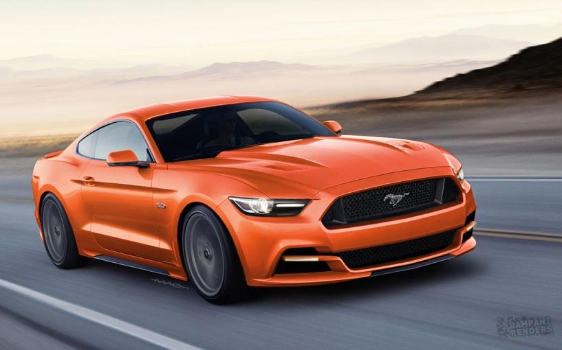 426 лошадиных силы: Ford Mustang мчится в Россию