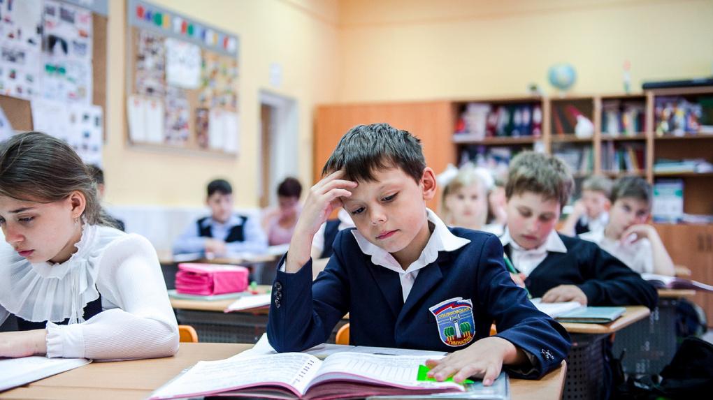 Число школьников в Тамбове ежегодно растет