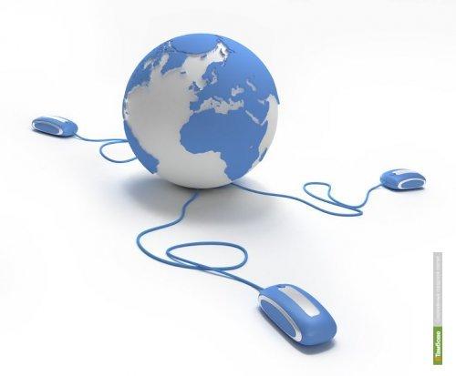 За угрозы в Интернете будут сажать
