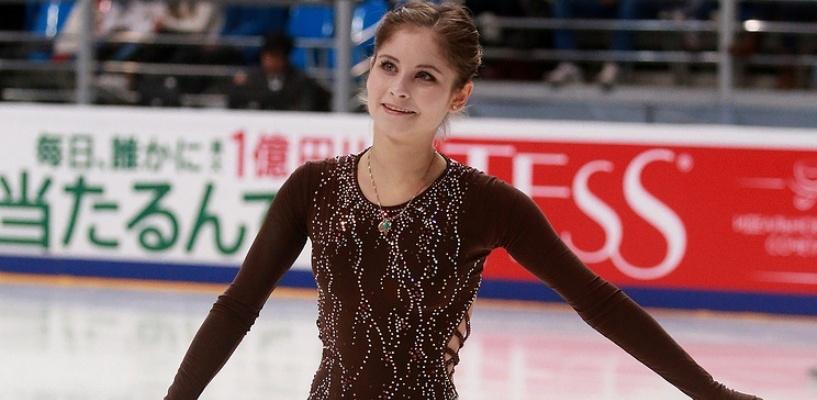 Фигуристка Юлия Липницкая официально завершила спортивную карьеру