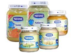 В детском питании компании Nestle во Франции нашли стекло