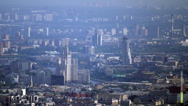 С 1 января Москвы может стать больше