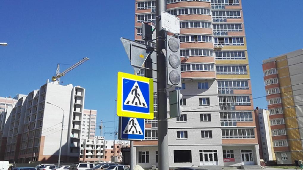 Новые светофоры на улице Агапкина скоро заработают