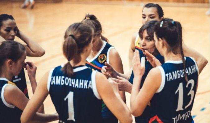 ВК «Тамбовчанка» отправится на чемпионат ЦФО среди женских команд