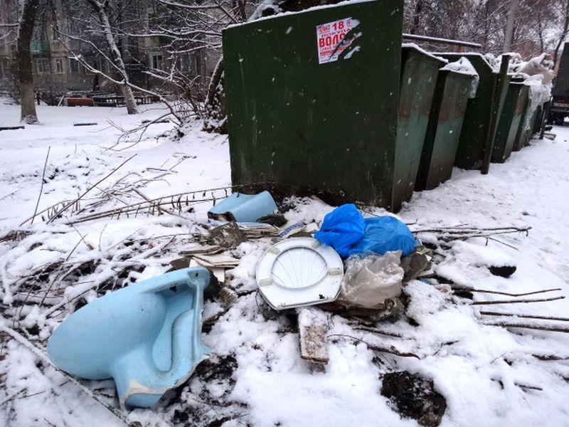 Тамбовчане станут больше платить за вывоз мусора
