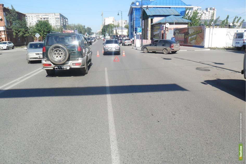 Тамбовчанин попал под колеса авто по своей же вине