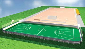В Ржаксе построят новый мини-стадион