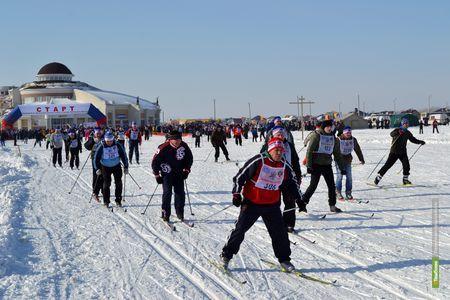 Тамбовские лыжники привезли из Воронежа две золотых медали