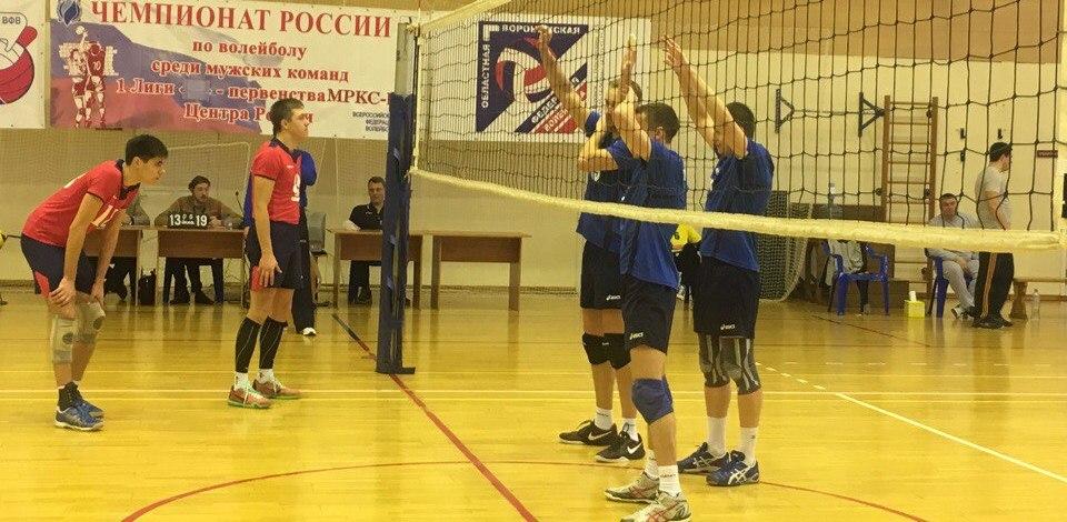 ВК «Тамбов» выиграл все матчи в Россоши
