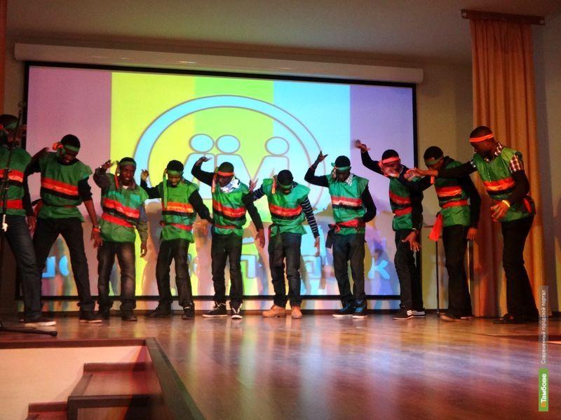 Студенты-иностранцы из тамбовских вузов блеснули талантами