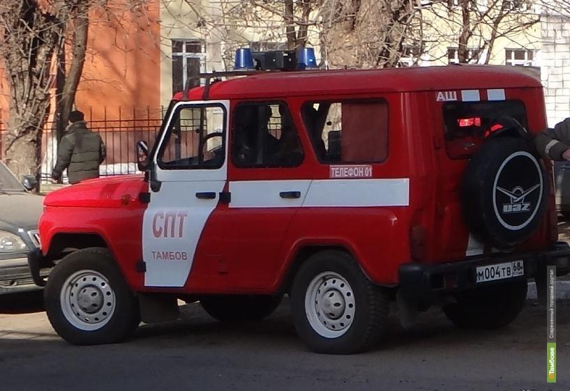 Житель Никифоровского района устроил пожар