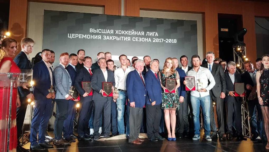 Сильнее - только КХЛ! ХК «Тамбов» выступит в чемпионате Высшей хоккейной лиги