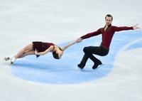 Российские фигуристы завоевали серебро чемпионата мира в парном катании