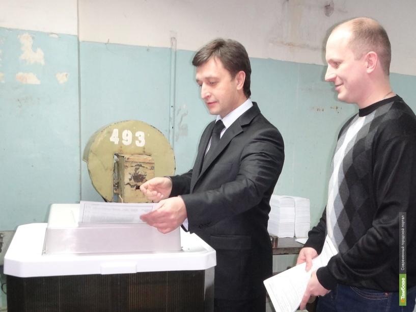Избирательные бюллетени тамбовчан прошли тест на КОИБах