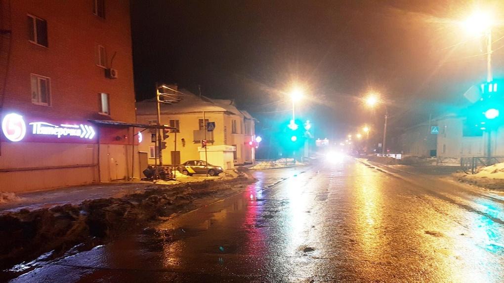 В Тамбове 23-летний водитель сбил 17-летнего пешехода
