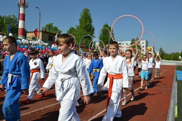 Тамбовские спортсмены пройдут большим парадом по улицам города