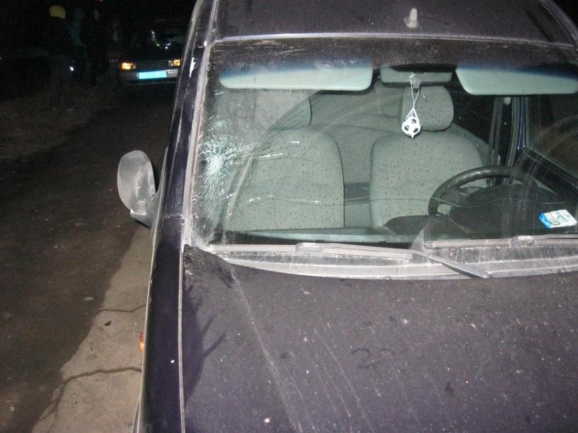 Под Мичуринском пешеход попал под колеса авто