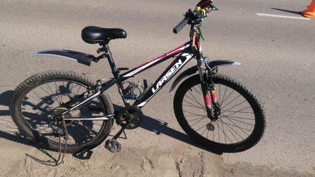 В Мичуринске «Газель» сбила ребенка на велосипеде