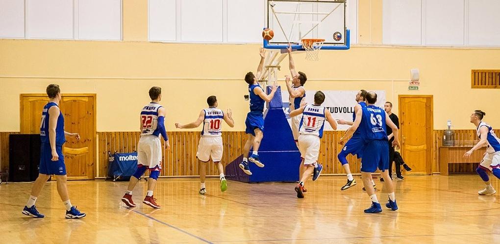 В финале: БК «Тамбов» победил ставропольское «Динамо» в решающей игре