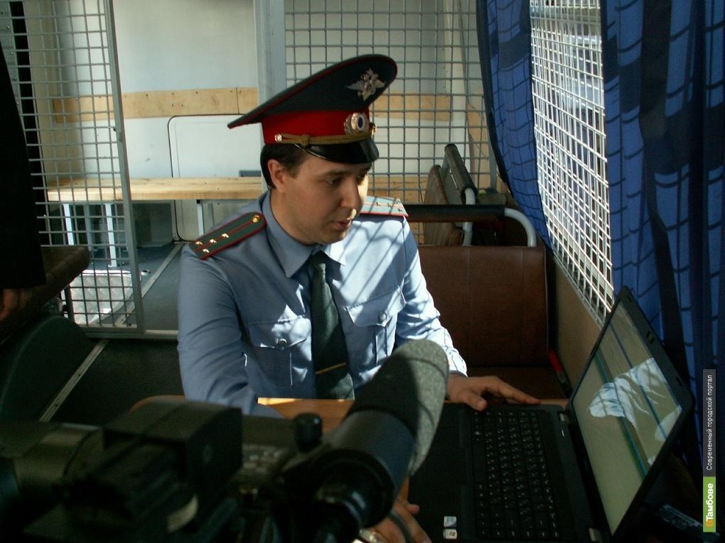 Тамбовские полицейские вошли в двадцатку лучших по России
