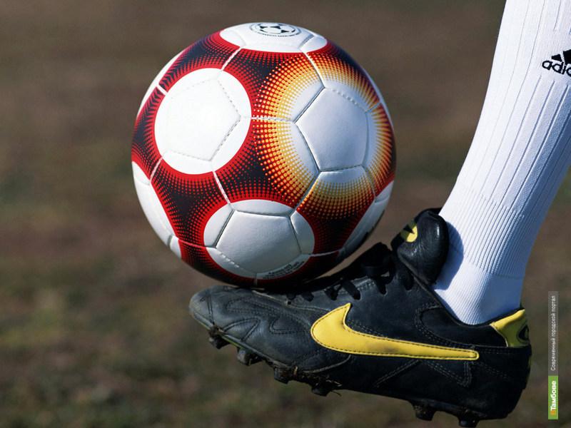 Тамбовские футболисты сыграли вничью в Липецке