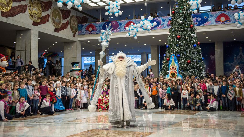 Более 30 тамбовских школьников отправятся на Кремлёвскую ёлку