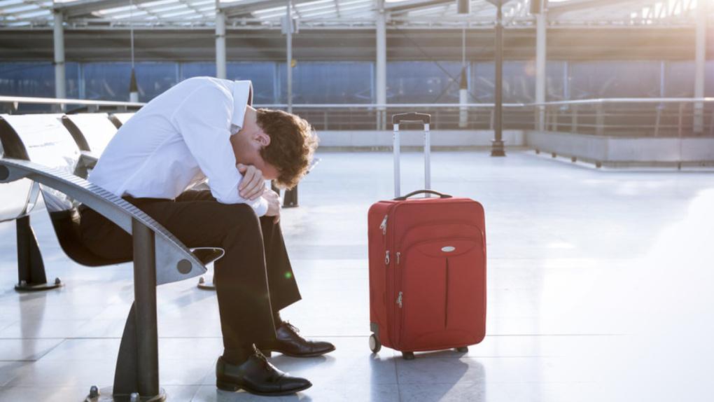 Пассажиры задержанных рейсов смогут переночевать в пяти минутах ходьбы от стойки регистрации