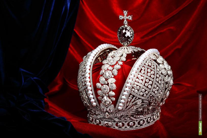 Реплика Большой императорской короны: Блеск тысячи бриллиантов