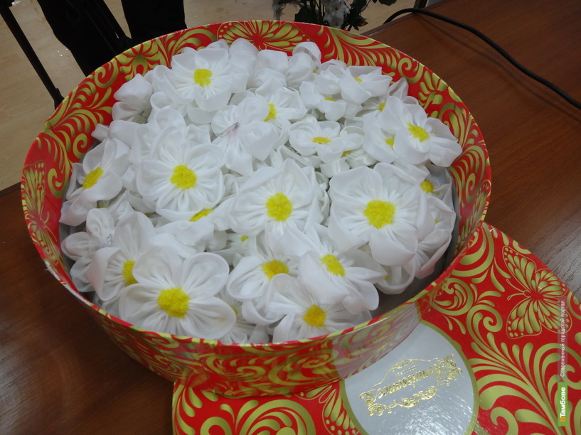 В Тамбове дали старт празднику «Белого цветка»