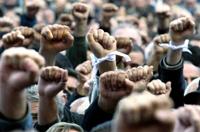 В Москве противники Путина вышли на митинг